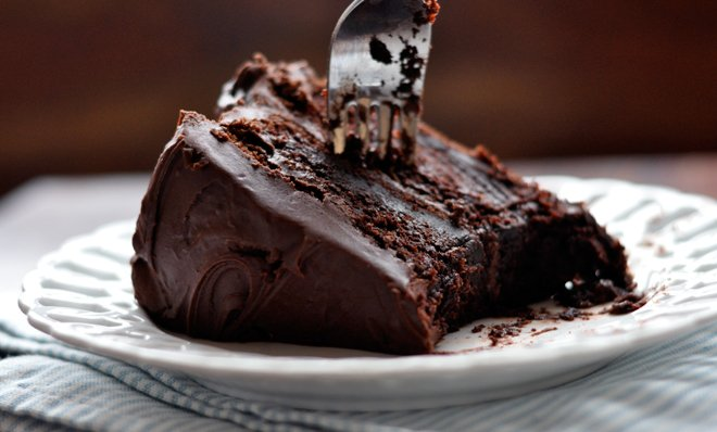 The Science of Chocolate Cake
